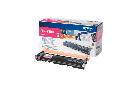 Originalan Brother TN-230M toner – magenta 2