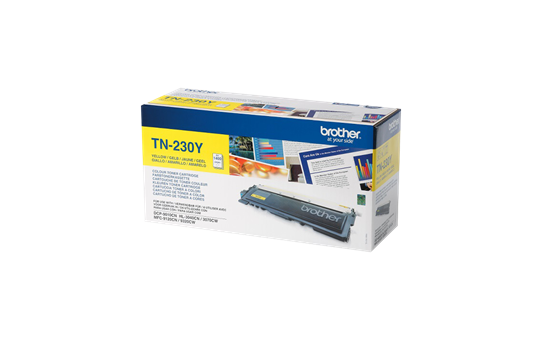 Brother TN230Y toner jaune - rendement standard 2