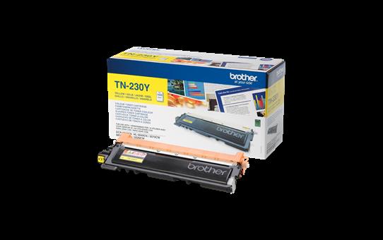 Originalan Brother TN-230Y toner – žuti 2