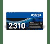 Brother TN2310 sort toner i kartong front