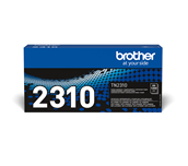 TN2310 Brother genuine toner cartridge pack front image