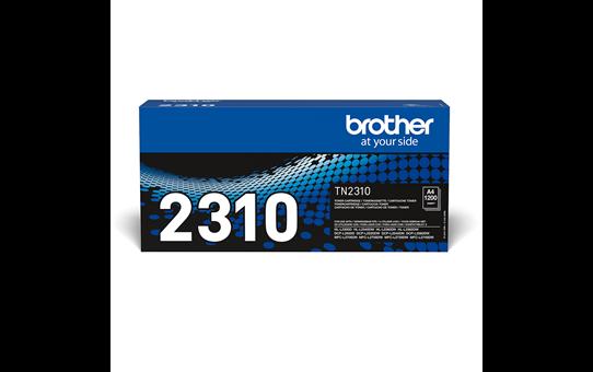Cartouche de toner TN-2310 Brother originale – Noir