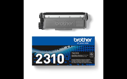 Brother TN2310 toner zwart - standaard rendement 3