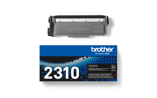 Eredeti Brother TN-2310 tonerkazetta – Fekete 3