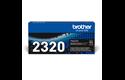 TN-2320 toner zwart - hoog rendement