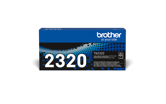 Brother TN-2320 Tonerkartusche – Schwarz