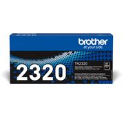 Brother TN2320 høykapasitetstoner sort i forpakning