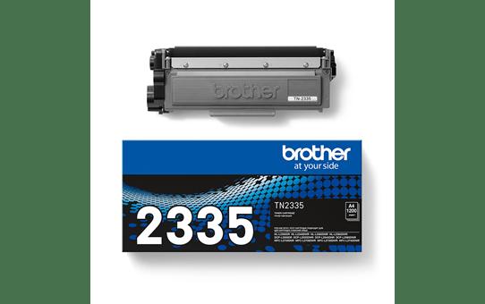 Оригинальный тонер-картридж Brother TN-2335 2