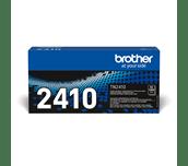 Oriģināla Brother TN-2410 tonera kasetne - melna