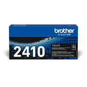 TN2410 Brother genuine toner cartridge pack front image