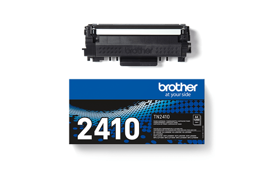 Brother TN2410 toner zwart - standaard rendement 3