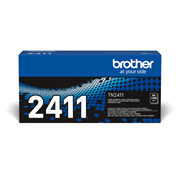 Brother mono laser toner cartridge TN2411 with box