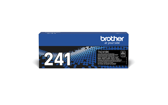 Original TN-241BK Tonerkartusche von Brother – Schwarz