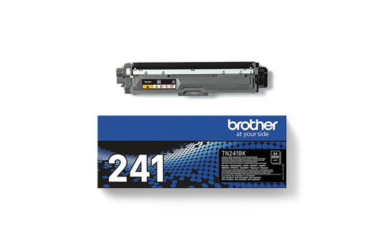 Cartouche de toner TN-241BK Brother originale – Noir 3