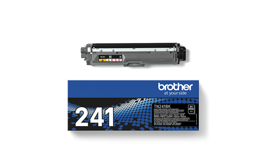 Genuine Brother TN241BK Toner Cartridge – Black 3