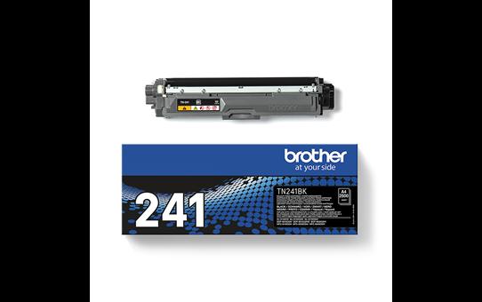 Original Brother TN241BK stor sort toner 3