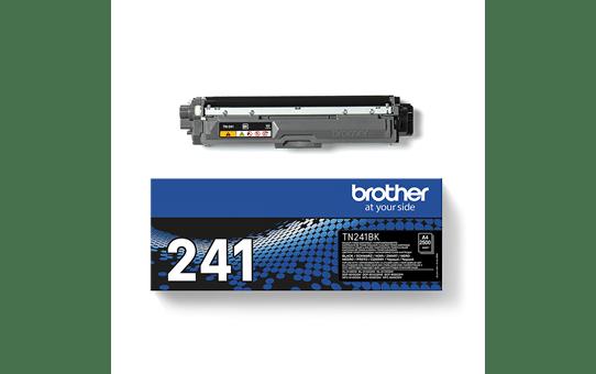 Originali Brother TN241BK dažų kasetė – juodos spalvos 3