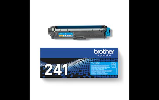 Brotherin alkuperäinen TN241C-laservärikasetti - Syaani 4