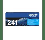 Genuine Brother TN241C Toner Cartridge – Cyan