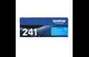 Оригинална синя тонер касета Brother TN-241C