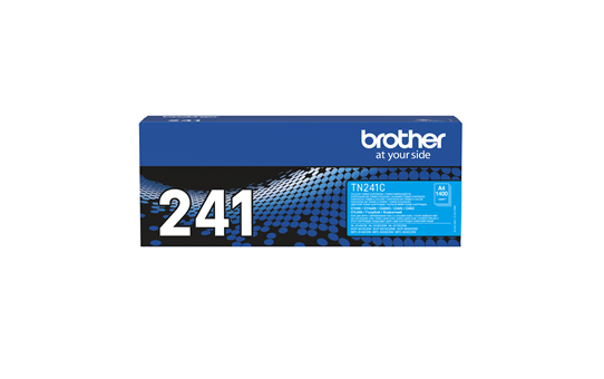 Genuine Brother TN-241C Toner Cartridge – Cyan 2