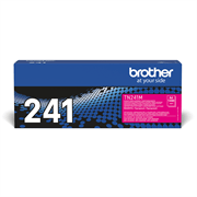 TN241M Brother genuine toner cartridge pack front image