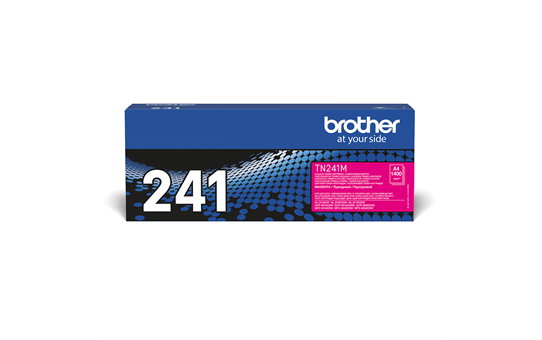 Brother TN241M toner magenta - rendement standard