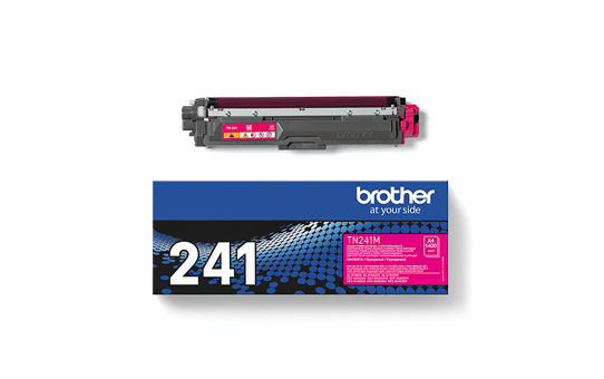Genuine Brother TN-241M Toner Cartridge – Magenta 3
