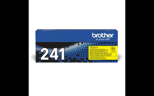 TN-241Y toner jaune - rendement standard