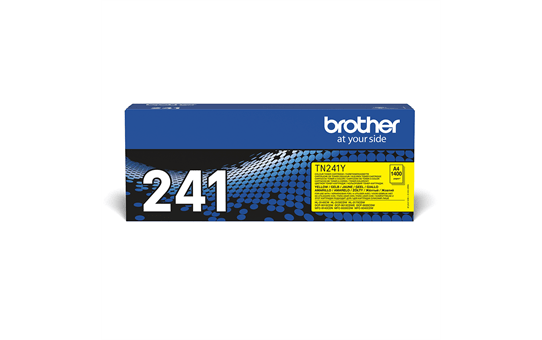 Brother TN241Y toner geel - standaard rendement
