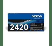 Brother TN2420 toner noir - haut rendement