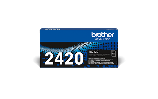 Brother TN2420 toner noir - haut rendement