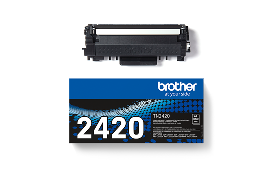 Cartouche de toner TN-2420 Brother originale à haut rendement – Noir  3