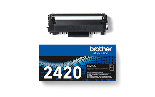 Brother TN2420 toner noir - haut rendement 3
