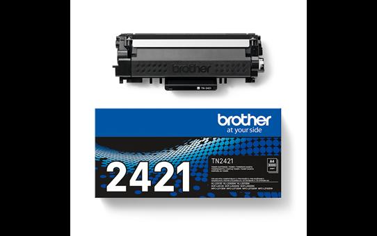 Originální Brother TN-2421 tonerová kazeta - černá 3