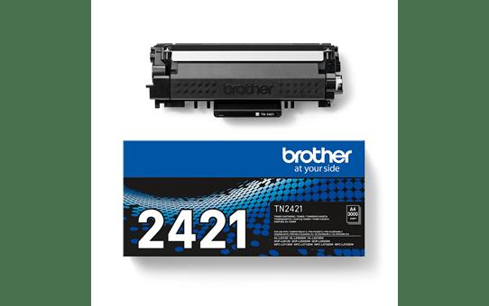 Originální Brother TN-2421 tonerová kazeta - černá 2