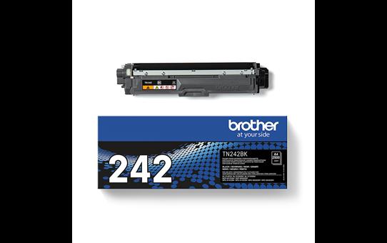 Brother TN-242BK Tonerkartusche – Schwarz 3