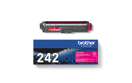 Brother TN-242M Tonerkartusche – Magenta 3