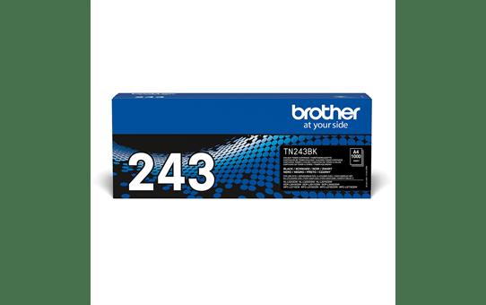 Oriģināla Brother TN-243BK tonera kasetne - Melna