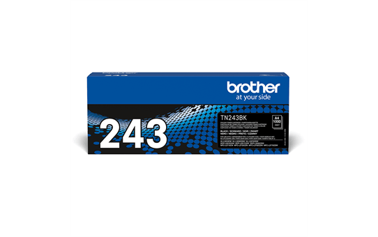 Original Brother TN243BK toner - sort
