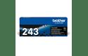 Brother TN243BK original tonerkassett- svart
