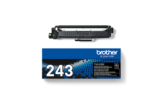 Originele Brother TN-243BK zwarte tonercartridge 3