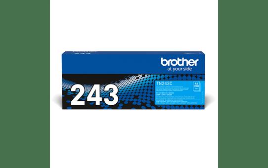 Original Brother TN-243C Tonerkassette - Cyan