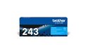 Оригинална тонер касета Brother TN-243C– син цвят