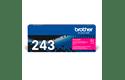 Brother  TN243M original tonerkassett - Magenta