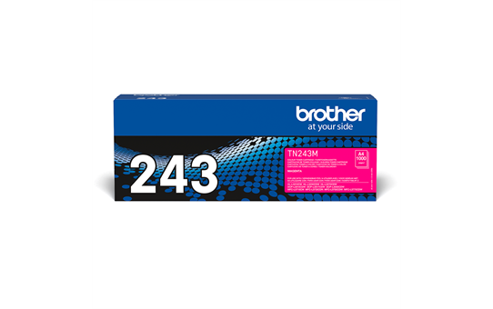 Brother TN243M toner magenta - rendement standard