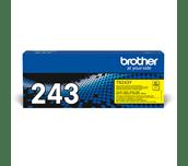 Brother TN243Y toner jaune - rendement standard