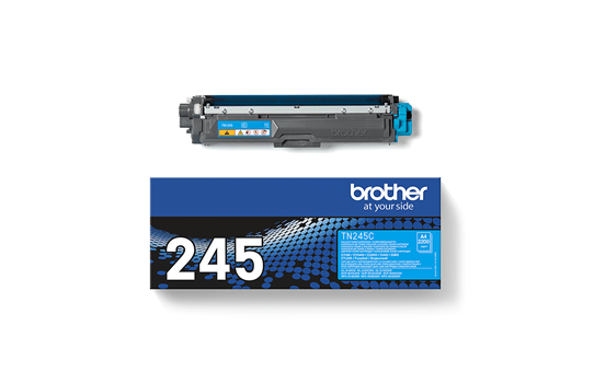 Cartouche de toner TN-245C Brother originale – Cyan  3