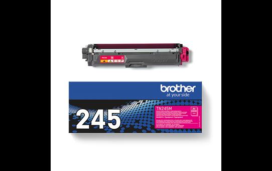 Original Brother TN245M  høykapasitet toner – magenta 3