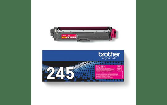 Оригинальный тонер-картридж Brother TN-245M – Пурпурный 3